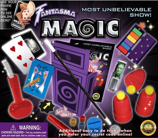 Magic Sets - The Magic Warehouse